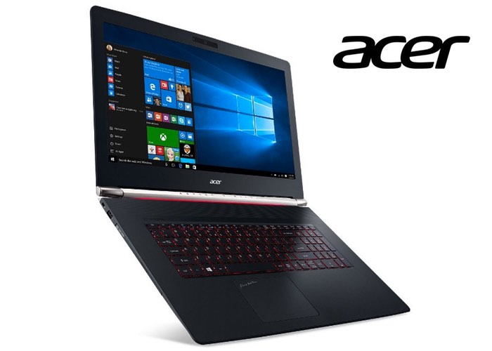 Acer Aspire V17 Nitro Black laptop