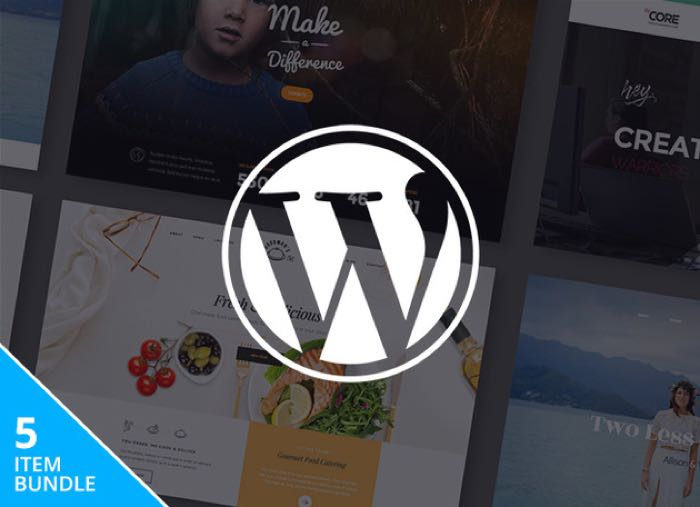 Adobe Systems Premium WordPress Bundle