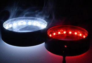 Alphacool Aurora LED Ring Unveiled For Custom Cooled Rigs (video)