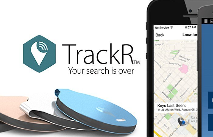 Amazon Invests In TrackR