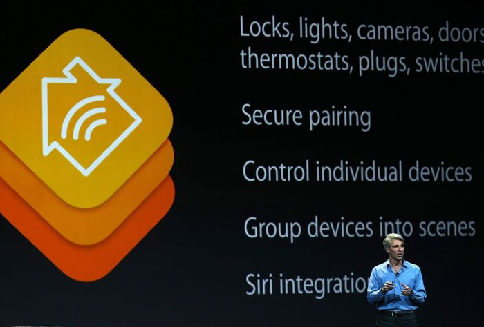 Apple Homekit ios 10