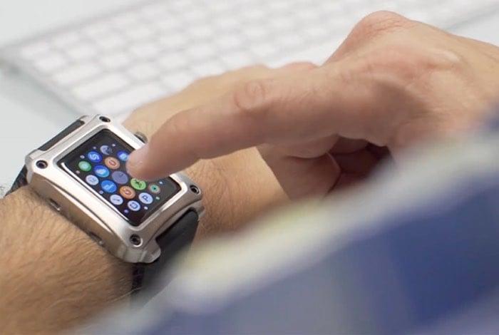 Apple Watch Stainless Steel Case