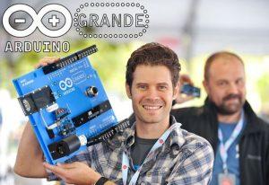 Arduino GRANDE 6 Times Bigger Than An Uno