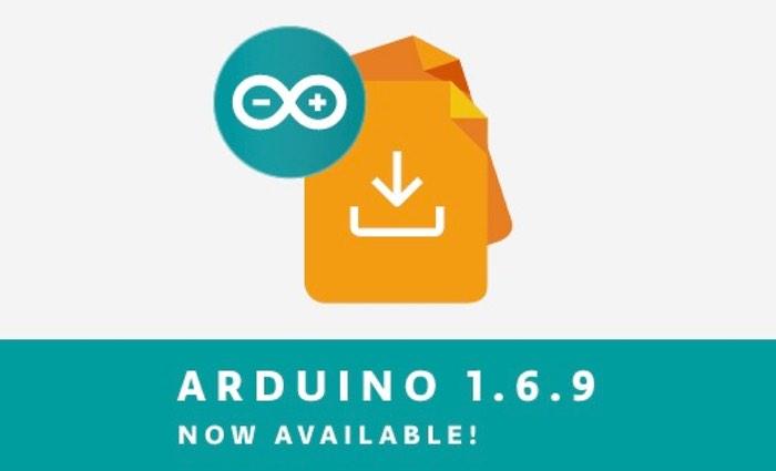 Arduino IDE 1-6-9