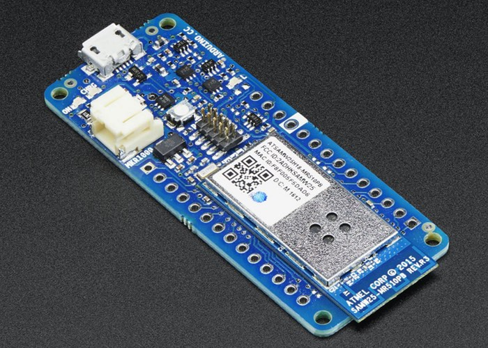 Arduino mkr with built in wifi now available from