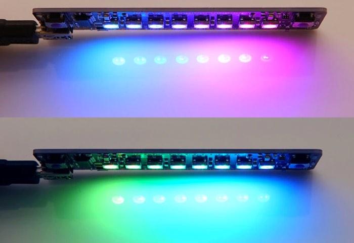 Arduino Plumduino DIY Programmable Light