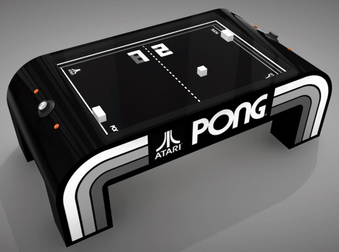 Awesome Pong Tabletop Game