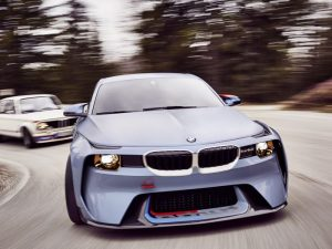 BMW 2002 Hommage Concept Announced