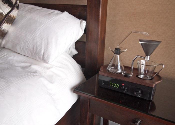 Barisieur Coffee Alarm Clock