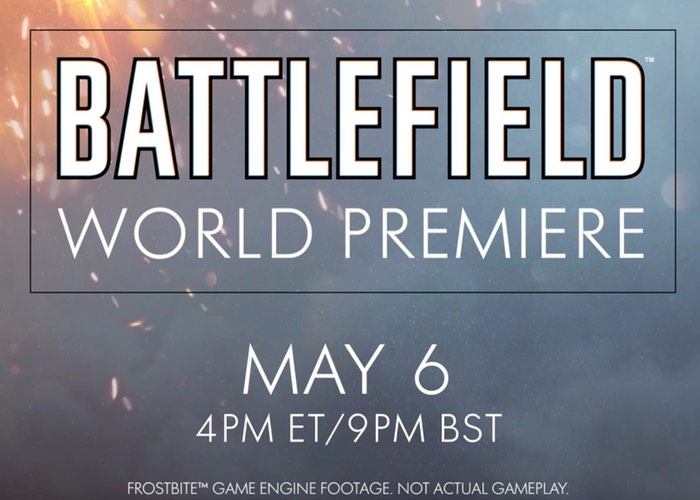 Battlefield 5 Teaser Released By DICE