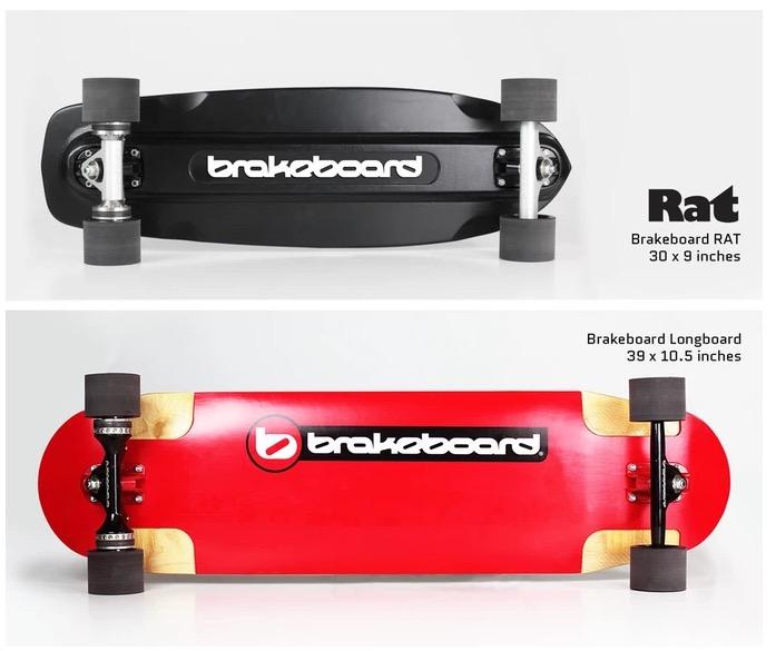 Brakeboard Skateboard