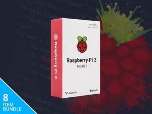 Reminder: Save 55% On The Complete Raspberry Pi 3 Starter Kit