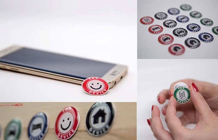 Control Your Smartphone Using TAP NFC Tags