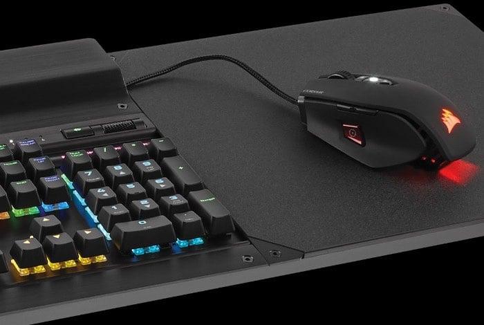 Corsair Lapdog Portable Gaming Control Center