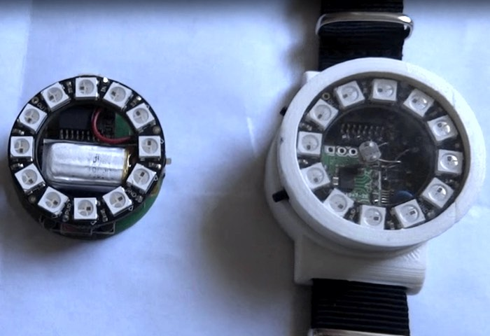 Diy arduino smartwatch video geeky gadgets