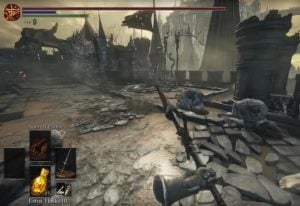 Dark Souls 3 First Person Mode Mod Released (video)