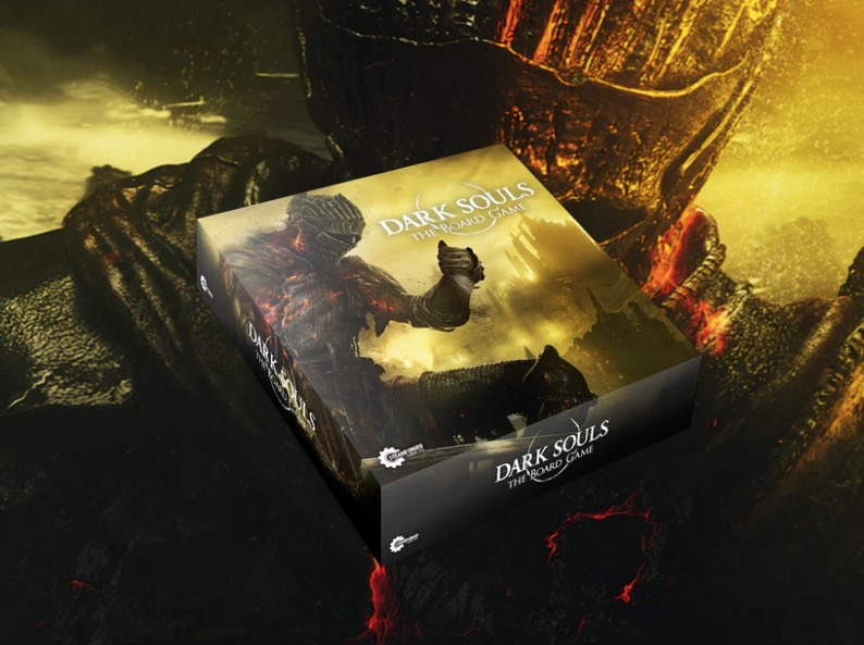 Dark Souls Board Game-3