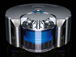 Dyson 360 Eye Robot Vacuum Cleaner UK Launch Just 6 Weeks Away (video)
