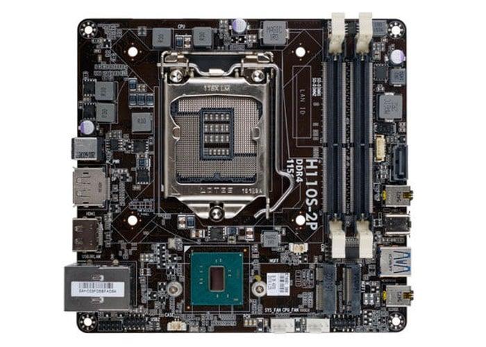 ECS Liva Pro Mini Desktop PC