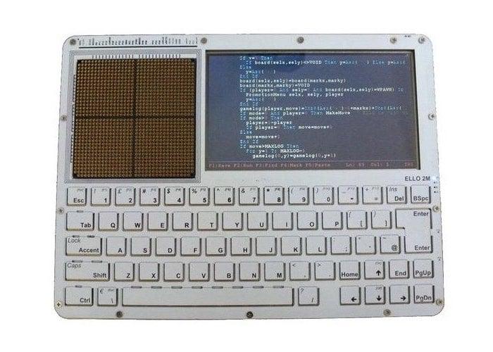ELLO 2M Portable DIY Mini PC