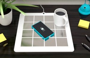 Energysquare Wireless Charger Supports Multiple Devices Simultaneously (video)