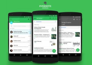 Latest Evernote Android App Update Adds Scan And Annotate Features