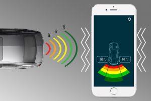 FenSens Wireless Parking Sensor And Smartphone App (video)
