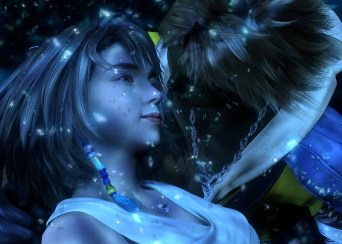 Final Fantasy X:X-2 HD Remastered version