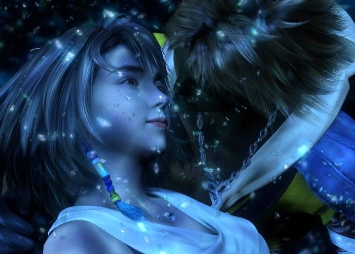 Final Fantasy X:X-2 HD Remastered version