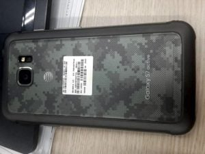 AT&T Samsung Galaxy S7 Active Leaked In New Photos