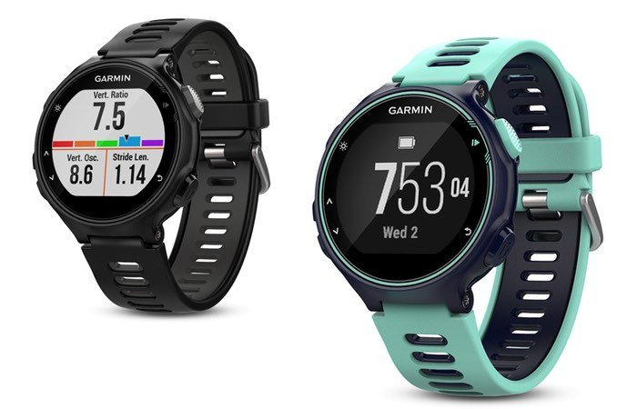 Garmin Forerunner 735XT GPS Running Watch Launches For ...