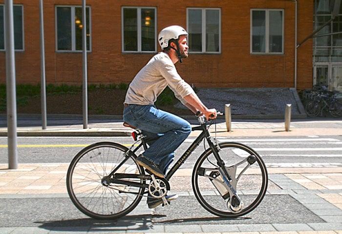 GeoOrbital Wheel Electric Bike