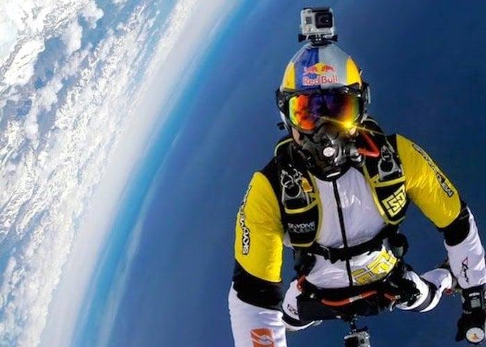 GoPro Red Bull