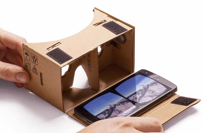 Android VR Headset