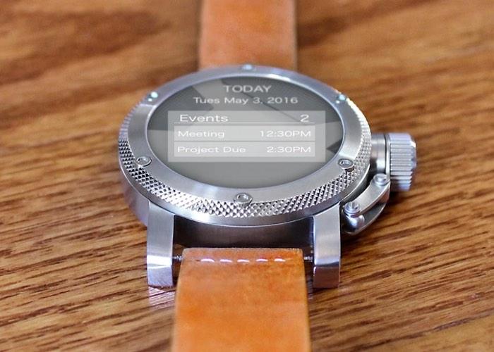 Henlen Watches Interchangeable Smartwatch
