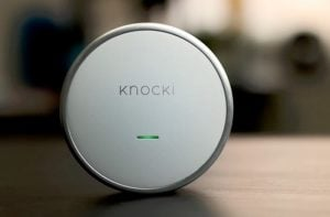Knocki Transforms Any Surface Into A Smart Surface (video)