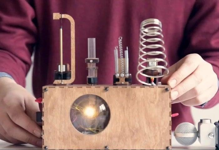 Koka's Beat Machine Electromechanical Instrument