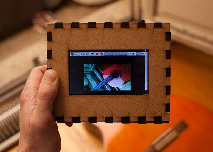 Le Myope Raspberry Pi Camera
