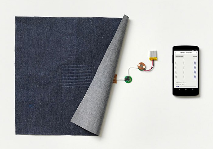 Levi Jacquard Smart Jacket