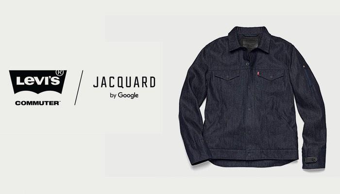 Levis Jacquard
