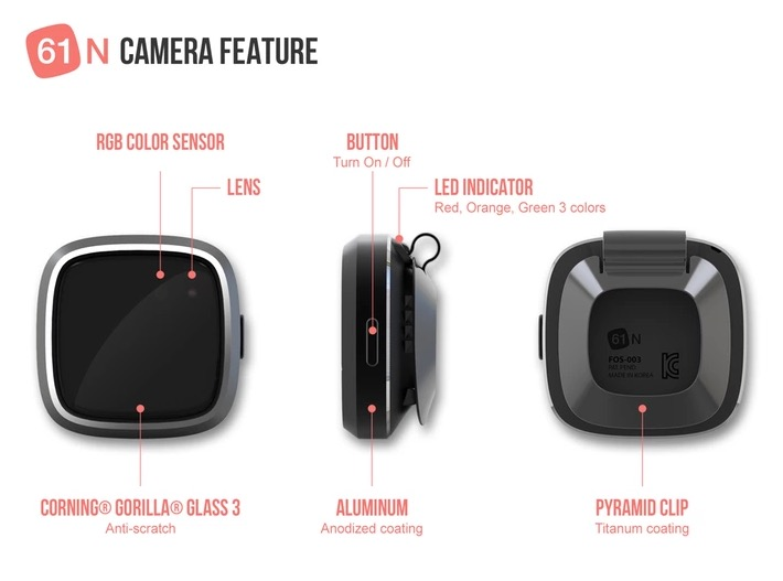 Life Logging Camera