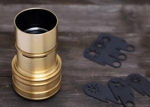 Lomography Daguerreotype Achromat 2.9/64 Art Lens Raises Over $850,000 (video)