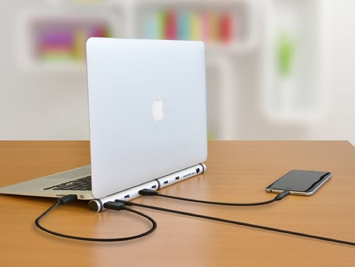 M-Sleek Universal Docking Station.