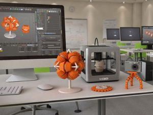 M3D Printer & 4 Reels of Filament Bundle, Save 20%