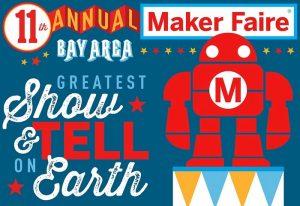 Maker Faire Bay Area 2016 Highlights By Adafruit (videos)