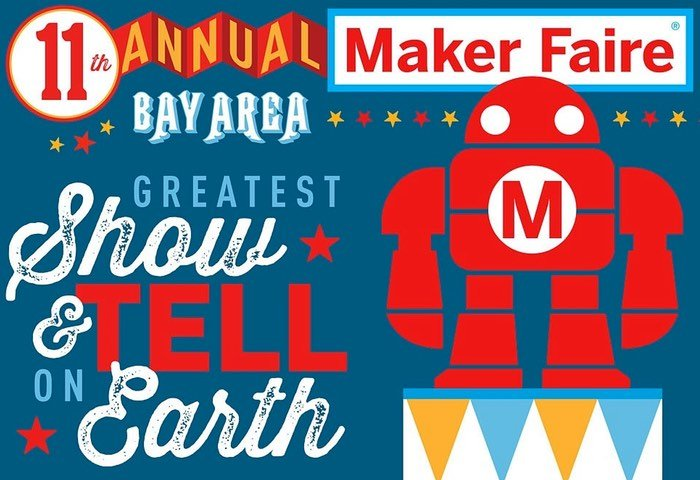 Maker Faire Bay Area 2016 Highlights By Adafruit Videos