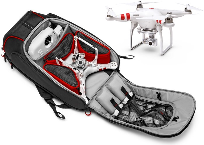 Manfrotto D1 Backpack Designed For DJI Phantom