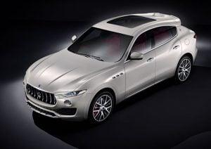 Maserati Levante SUV Hits The UK Next Month