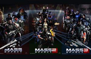 Origin Access Adds Mass Effect Trilogy