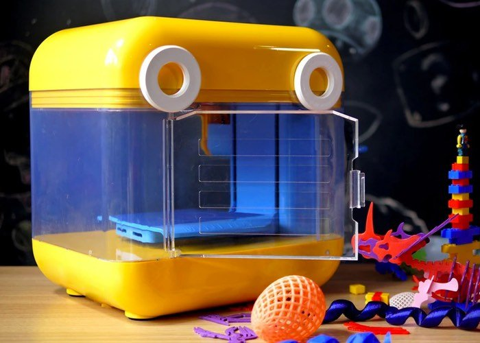 MiniToy 3D Printer For Kids